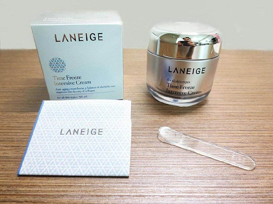 laneige time freeze intensive ex